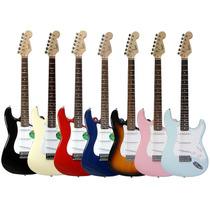 Guitarra Eléctrica Squier By Fender Strato Bullet C Trémolo