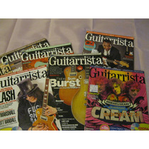 Revistas Guitarrista - No Entran Mas Al Pais - Ultimas