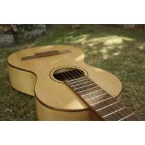 Guitarra De Viaje O Para Niño De Luthier
