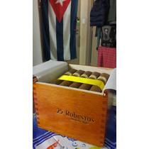 Cohiba Robustos Caja X 25-100% Cubanos- (no Se Deje Engañar)