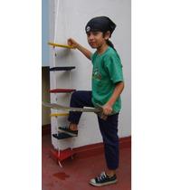 Escalera Marinera Para Niños El Regalo Ideal Para Piratas!!!