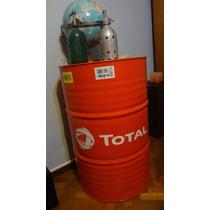 Tambor De Aceite 200 Litros Para Decoración Alacena Mesa