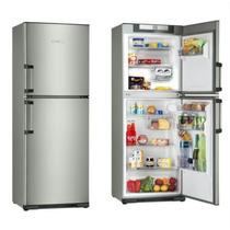 Heladera Con Freezer Koh-i-noor Kda 4394/6 Acero 418 Litros
