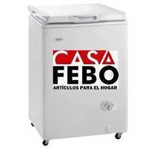 Freezer De Pozo Gafa Blanco S-120 Horizontal
