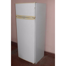 Heladera Electrolux Double D330 Con Freezer