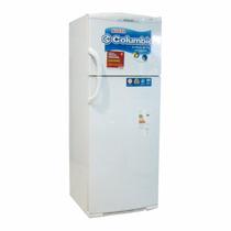 Heladera Columbia Htf-2334 C/ Freezer Blanca 317lts Lajuana