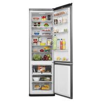 Heladera C/freezer Siam 370 Lts Combi Inoxidable Novogar