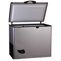 Freezer Dual Fr 2500 En Color Plata