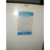 Freezer Vertical Whirlpool