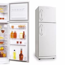 Heladera Patrick Hpk 135 Con Freezer Blanca 265 L Clase A
