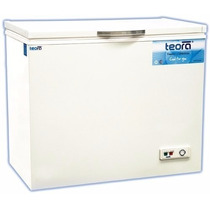 Freezer Horizontal Tipo De Pozo Dual Fh Teora - 350 Litros