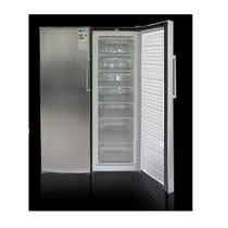 Freezer Vertical Vondom Fr170 Acero Inoxidable