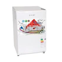Heladera Lacar 80 Litros Congelador- Frigobar - Bajo Mesada