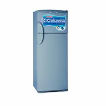 Heladera Con Freezer Columbia Htp2334 Plata 316l