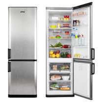 Heladera Freezer Combi Atma Inox 335 Lts Clase A Hcc4223x
