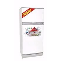 Heladera Lacar 230 Litros Con Freezer 2 Puertas Modelo 2110
