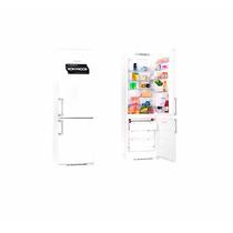 Heladera Kohinoor Kgs 4094/6 Freezer Abajo 367l Color Blanco