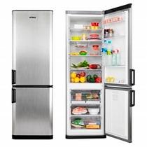 Heladera Freezer Atma Hcc 4223x 335 Lts Inox Lhconfort