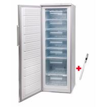 Freezer Vertical Vondom Fr170 Inox 245lts Reversible+regalo!