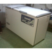 Vendo Freezer Fh 4100 C/ Doble Tapa Y Regulador De Botellas