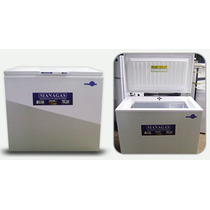 Freezer A Gas 240 Litros Sianagas Dual 220v Y Gas