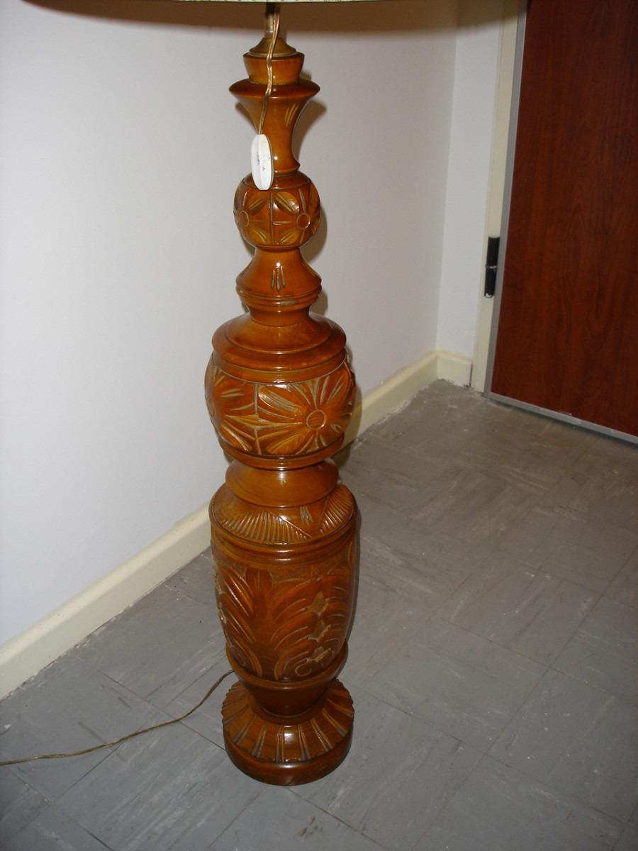 Lamparas en madera hd 1080p 4k foto - Lampara de pie madera ...