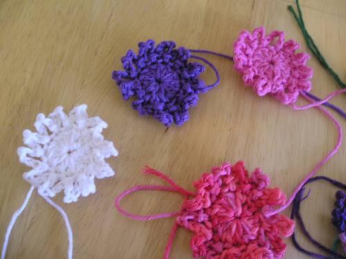 Como Hacer Una Flor Tejida Vtasa Como Hacer Una Flor Tejida Cmo - Como-hacer-una-flor-de-lana