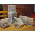 20 Cajas Plasticas Ideales P/ Guardar Clavos, Tornillos, Etc