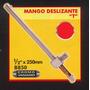 Mango Deslizante Tubos T 1/2 X 250mm Black Jack B850