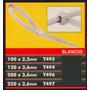 Precintos Nylon Blancos 100 Unid-200x3.6mm Black Jack T496 #