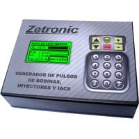 Generador De Pulsos De Bobinas, Inyectores Y Iacs Zetronic