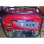 Grupo Electrógeno 25 Lts Generador Electrico 50hz 220v 390cc