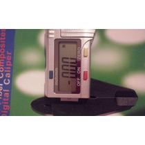 Calibre Digital Plast. Alto Impacto- 150 -+regla !!!garantia