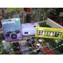 Compresor, Aerografo Y Pinturas Con Pincel Y Bandeja Kit !!