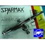 Aerografo Doble Acción Sparmax Dh-101 + Dvd