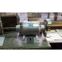 Pulidora De Banco Combinada 2 Hp 3000 Rpm 220v