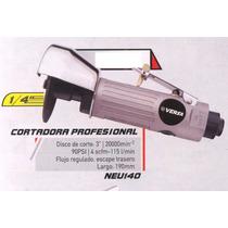 Cortadora Neumatica Profesional Versa 1/4 Neu140#