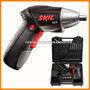 Atornillador Skil 2248 - Inalambrico 4.8 V + 51 Accesorios