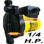 Bomba Presurizadora Elevador De Presion Belarra 1/4hp Be725