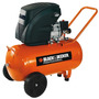 Compresor Black & Decker Linea Pro Ct250 50l 2hp