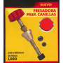Fresadora Para Canillas Black Jack L080 #