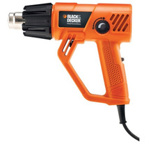 Pistola De Calor 2000w Hg2000k Black And Decker 2 Niveles