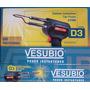 Soldador Instantaneo Vesubio D3 Tipo Pistola 270 W 220 V