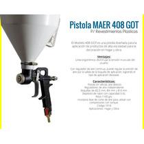 Soplete Maer 408 Got P/ Revestimiento Oferta!!!!