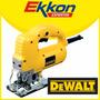Sierra Caladora Ingletadora Manual 550w Dewalt Dw341k + Kit