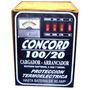 Cargador Arrancador 100/20 - Marca Concord
