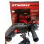 Taladro Percutor 450w + Amoladora Ang 115mm 450w