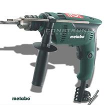 Taladro Percutor Atornillador 13 Mm 560 W Metabo Industrial