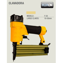 Clavadora Neumatica Airon Mod. F-50