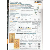 Herramientas Para Carpintería Sistema De Tallado Cmt